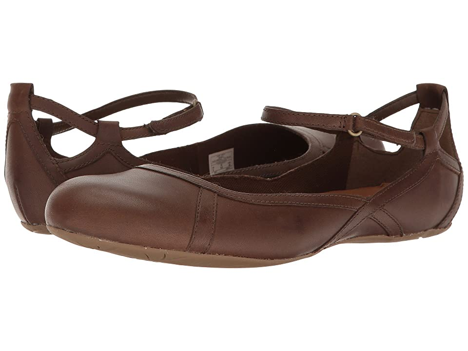 Merrell Ember Bluff Strap (Dark Earth) Women