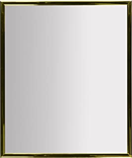 Kole OC538 Wall Mirror Gold Trim Wall Mirror