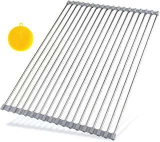 Hhyn Roll Up Dish Drying Rack 20.5