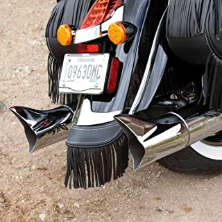 Indian Motorcycle Script License Plate Frame - Chrome