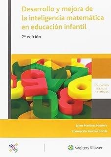 comprar comparacion Desarrollo y mejora de la inteligencia matemática en educación infantil (2ª ed.)
