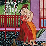 2019 Wall Calendar - Kama Sutra Calendar, 12 x 12 Inch Monthly View, 16-Month, Includes 180 Reminder Stickers