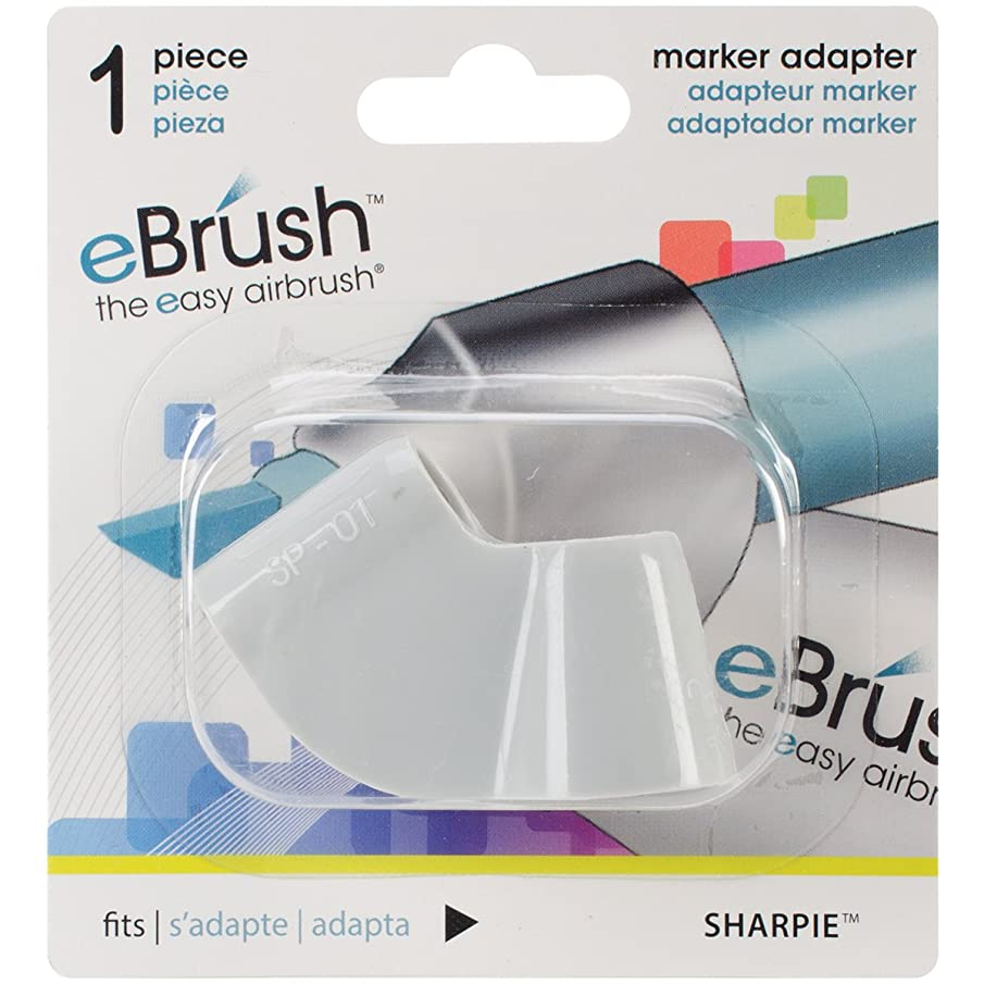 Craftwell USA eBrush Marker Adapter for Sharpie Fine Point Markers