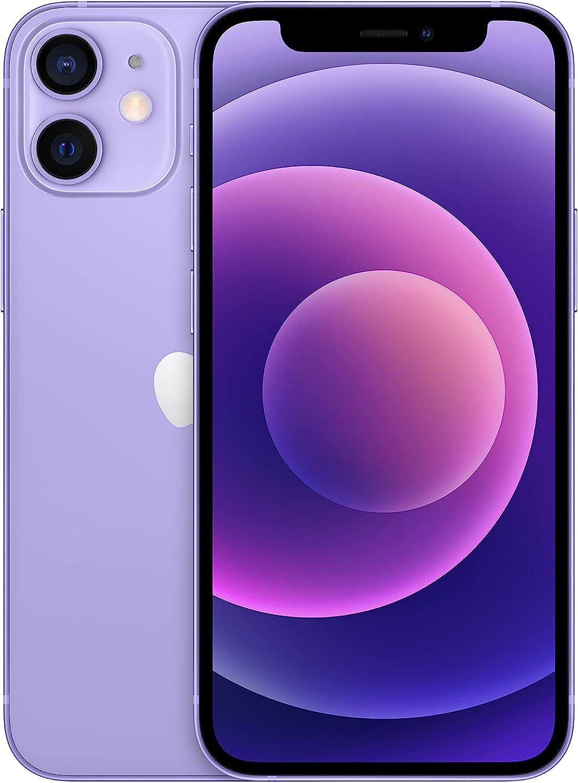 Apple iPhone 12 Mini (64GB, Purple) Unlocked