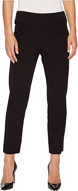 Krazy Larry - Bi-Stretch Pull-On Ankle Pants