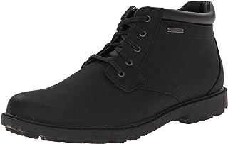 حذاء ستوم سيرج طويل الرقبة ومقاوم للماء مع دعم عند المقدمة للرجال من روكبورت