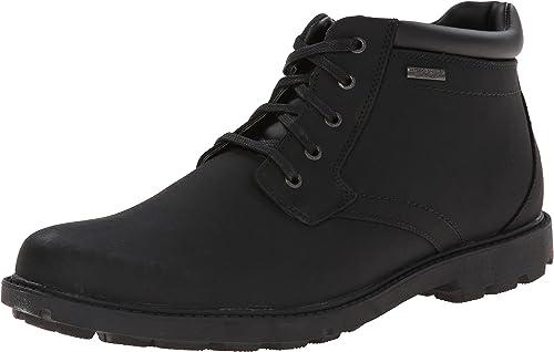 Rockport herren de Impermeable Storm Surge Toe Stiefel-, schwarz (schwarz), 11 2E US