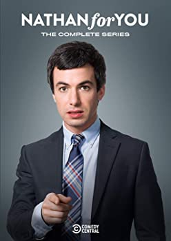 Nathan For You: The Complete Series on DVD