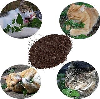 Etopfashion 猫の胃腸消化に役に立つ キャットニップの種 自宅 キャットミント 種 小さい粒子 ストレス解消 ミネラルに富む 10g