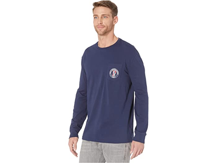 Polo Ralph Lauren Classic Fit Graphic T-shirt Navy Shirts & Tops