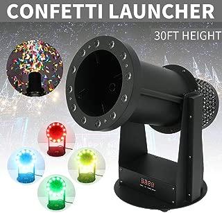 Best led confetti machine Reviews