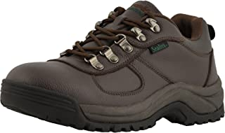 Propet Mens Cliff Walker Low Walking Sneakers Shoes Casual - Brown