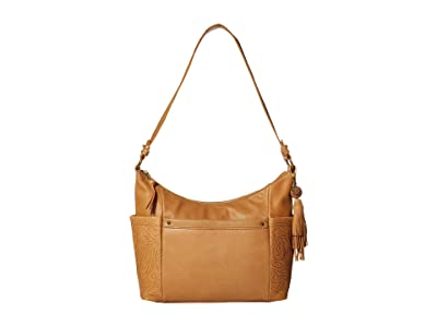 The Sak Keira Hobo by the Sak Collective (Scotch Leaf Embossed) Hobo Handbags