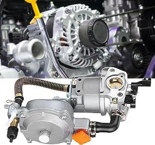 Generator Carburateur, Generator Dual Fuel Carburateur LPG NG Conversie Kit voor 2.8KW GX200 170F Handmatige Verstikkingss...