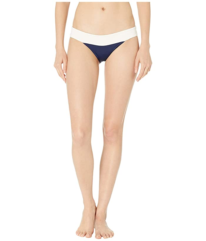 L*Space Color Block Veronica Bottoms (Midnight Blue) Women