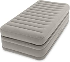 Intex Prime Comfort Elevated Twin Airbed with Built-in Pump