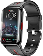 Smart Watch for Android iOS Phones Compatible 1.57 inch Full Touch Screen Fitness Tracker with Heart Rate & Blood Oxygen M...