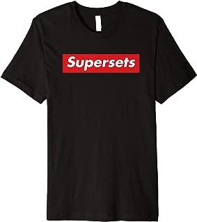 Best supersets t shirt Reviews