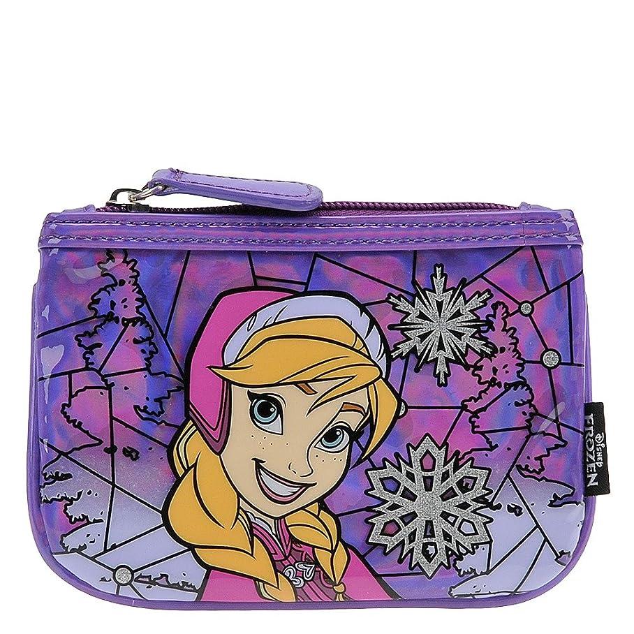 真珠のような買う味付けCoin Bag - Disney - Frozen Anna Stained Glass New wdcb0145