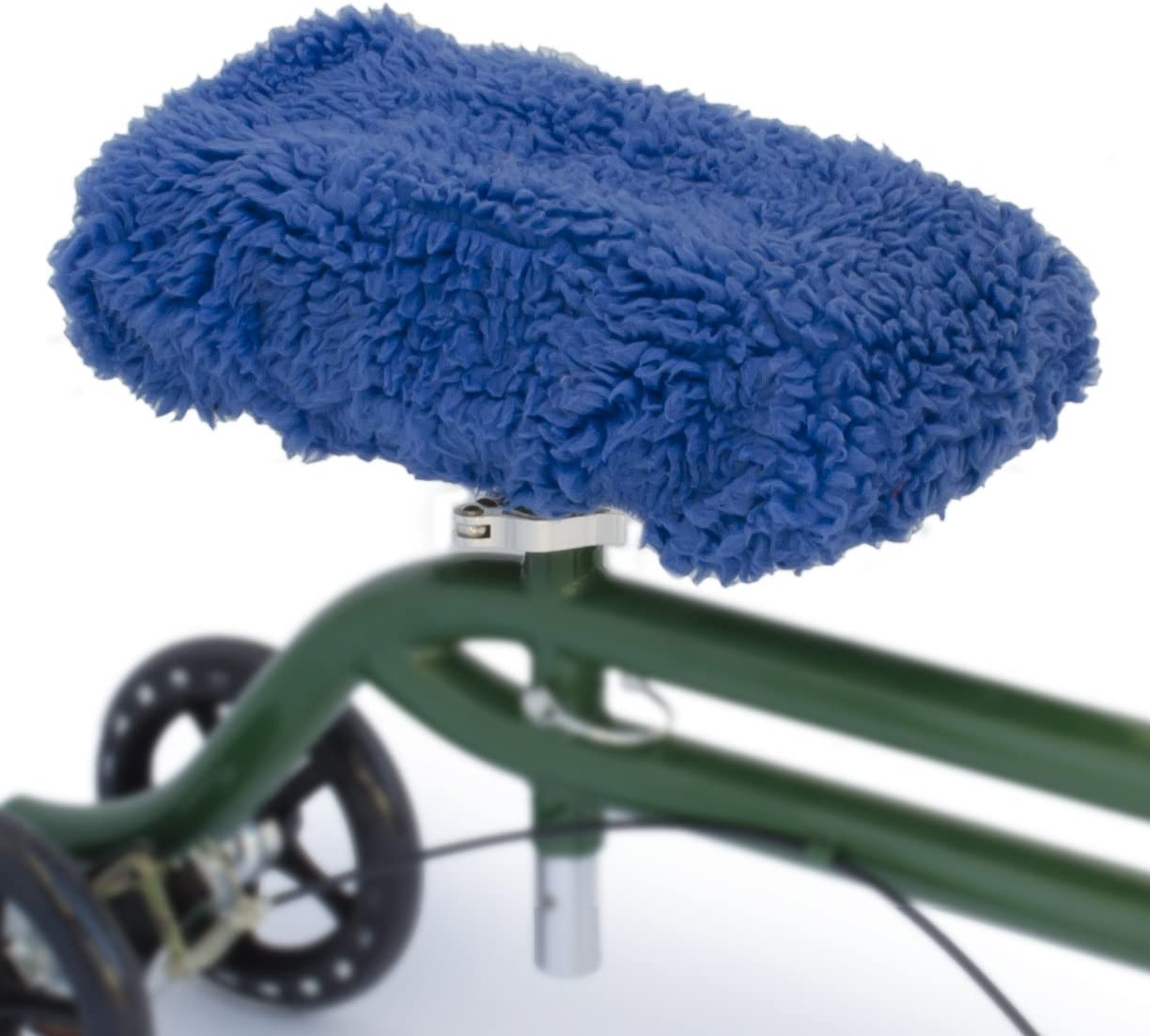 Deluxe Universal Knee Walker Pad - Cover Shipping included Max 60% OFF Blue Dark