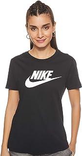 تي شيرت Nike النسائي Essntl Icon Futura (عبوة من 1)