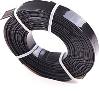 Neitsi 1 Roll of Italian Glue Keratin Bonding Glue Fusion Flat Tip For Hair Extension 20g (Black)
