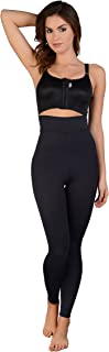 Macom CRYSTALSMOOTH - Leggings lunghi anti-cellulite Nero X-Large