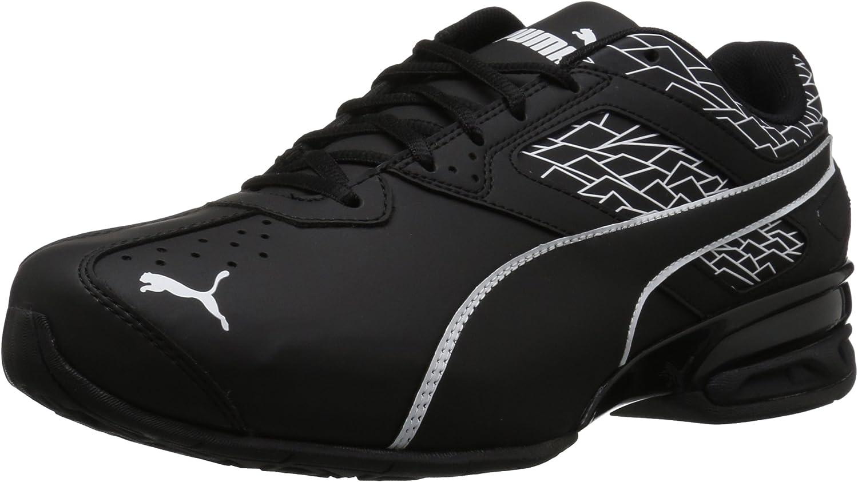 PUMA Men's Tazon 6 Wide Fracture Fm Sneaker