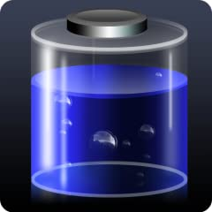 Beautiful battery monitor Know how much time you have left for each activity Battery widget Battery in Notification Bar Run full calibration for better results