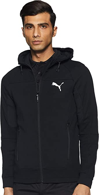 PUMA Evostripe Hooded Jacket Veste De Survêtement Homme