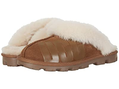 UGG Coquette (Rubber Chestnut) Women