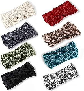 Feelontop/® 2 pcs//set Accessoires pour cheveux Corde /élastique en dentelle noire avec perles nacr/ées Bandeaux Headwear pour femme avec pochette /à bijoux