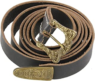 Jarls Viking Knot and Weave Norse Belt
