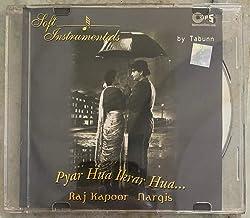 Soft Instrumentals - Pyar Hua Ikrar Hua (Raj Kapoor / Nargis)