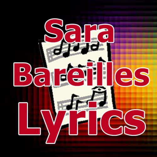 Lyrics for Sara Bareilles