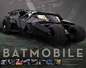 Best the history of the batmobile book Reviews
