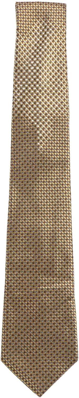 Canali Men's Diamond Design Necktie