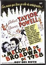Broadway Melody of 1938 La Melodía de Broadway de 1938 Audio: English, Spanish - Region 2
