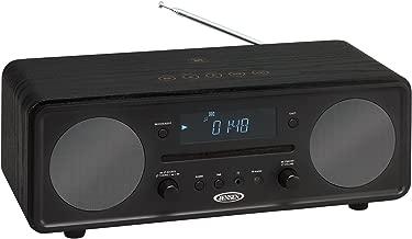 JENSEN JBS-600 Bluetooth Digital Music System with CD Player