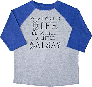 toddler salsa dancing
