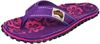 Gumbies, Sandale Unisex, Farbe: Purple Hibiscus, Größe: 40