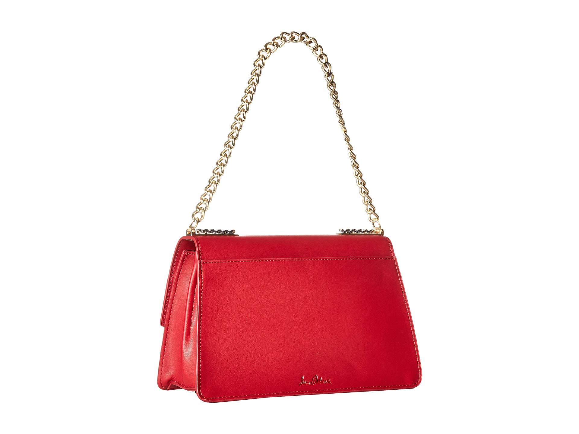 Bag Red Devon Edelman Shoulder Sam 8FqvwxxtI
