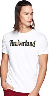 Timberland Men's TMA1O6B 1665 T-SHIRT
