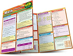 Math Common Core 4Th Grade (Quick Study Academic)
