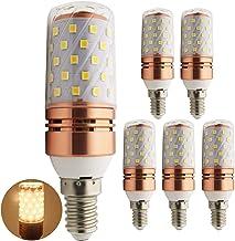 E14 LED-Corn Bulb Lamp 24V 36V 48V DC Warm/Koud Wit 10W 2835SMD 60LED DC 24-60V for RV Camper Marine, Solar Power Licht en...