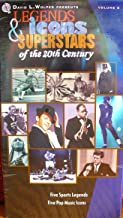 Legends & Icons Superstars of the 20th Century Vol. 5 Episodes 9 & 10