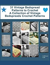 Best crochet bedspread patterns vintage Reviews
