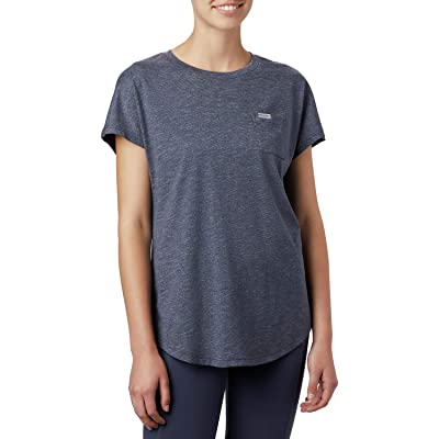 Columbia Cades Capetm Tee (Nocturnal) Women