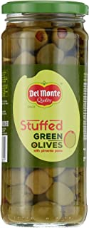 Del Monte Green Stuff Olive with Pimento, 450g