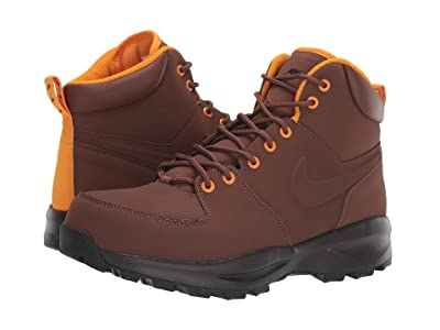 Nike Manoa Leather (Fauna Brown/Fauna Brown/Fauna Brown) Men